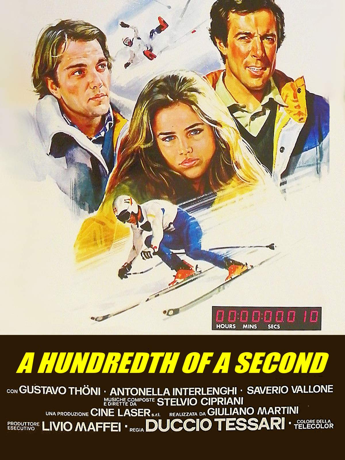 A Hundredth of a Second on Amazon Prime Instant Video UK