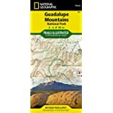 Guadalupe Mountains National Park (National Geographic Trails Illustrated Map)