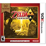 Nintendo Selects: The Legend of Zelda: A Link Between Worlds - 3DS (Color: Original Version)