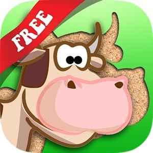 Degli animali della fattoria- per i bambini und piccoli giochi bambino