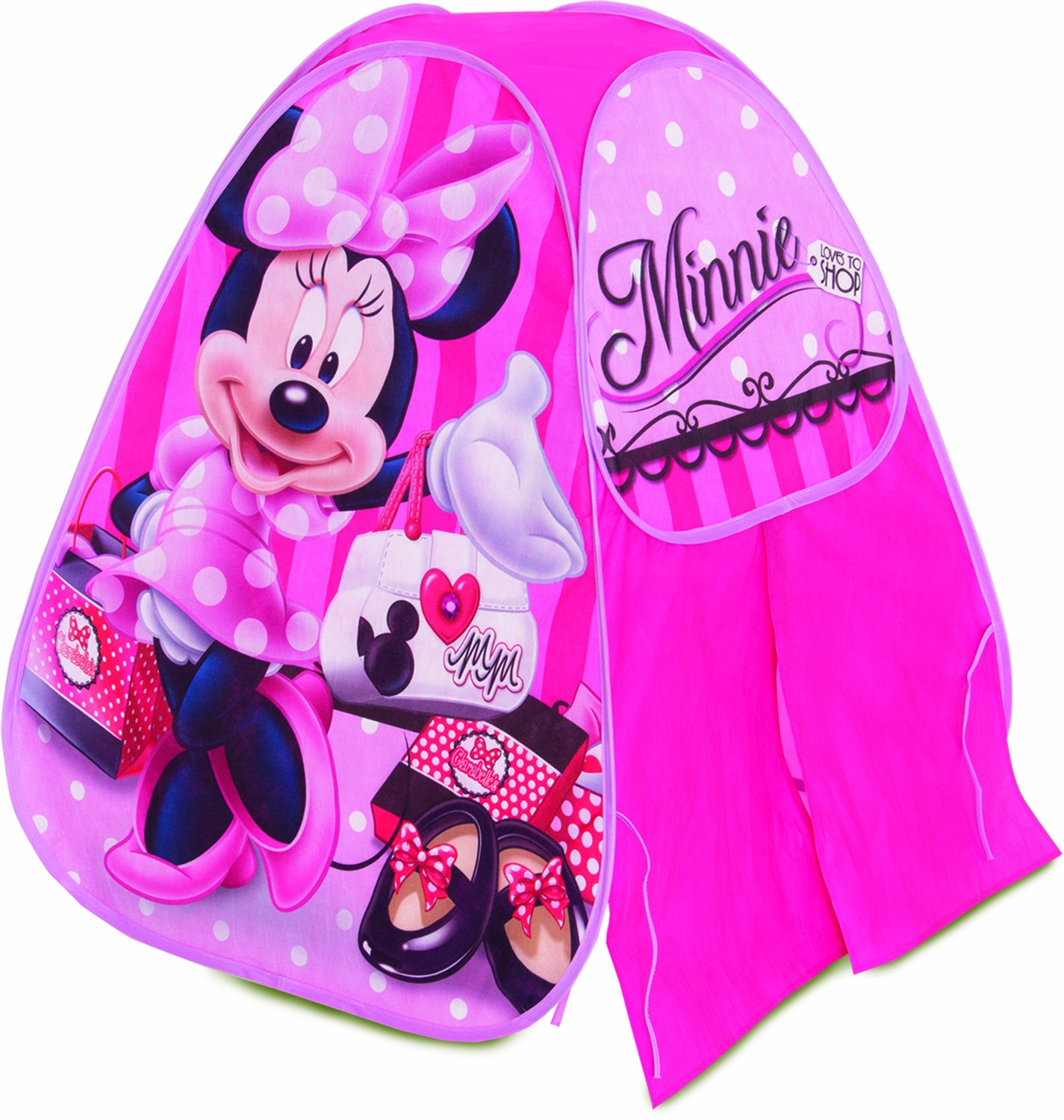 Playhut Minnie Camp N Play Tent by Playhut (English Manual) günstig online kaufen