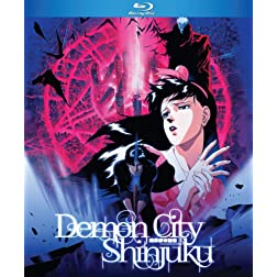 Demon City Shinjuku [Blu-ray]