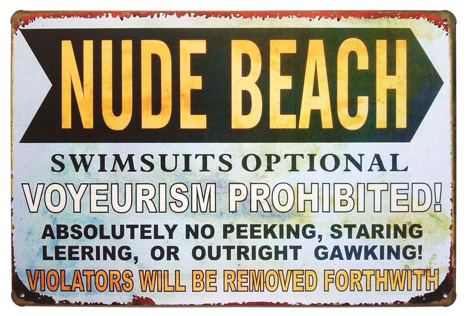 Buy Nude At The Beach Now!