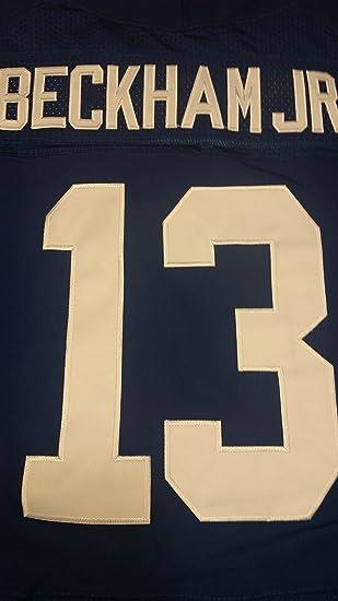 Infant New York Giants Odell Beckham Jr. Nike Royal Team Color ...