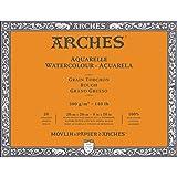 Arches Watercolor Paper Block, Rough, 8