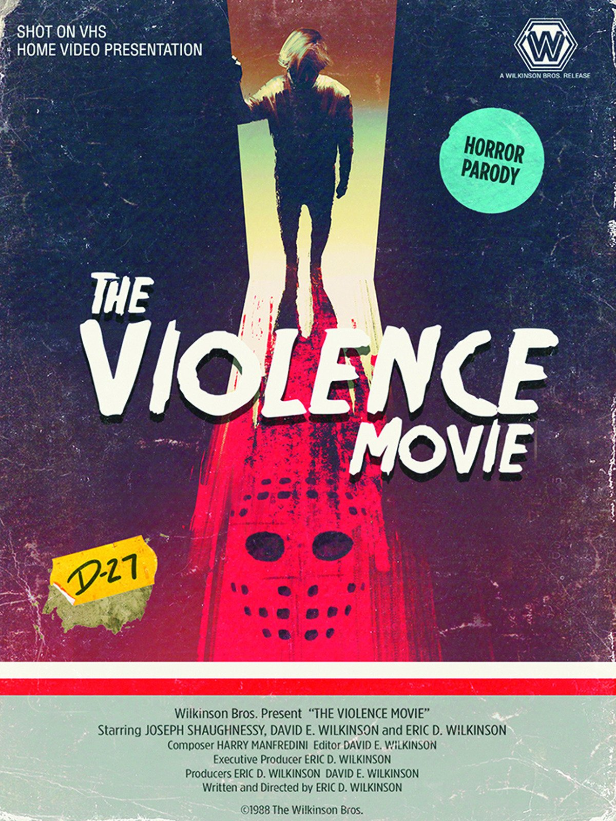 The Violence Movie on Amazon Prime Instant Video UK