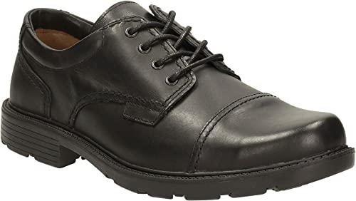 Clarks Mens Lace-Up Shoes