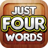 Just Four Words - A Word Puzzle Game for your Brain (Kindle Edition)
