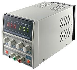 Wentronic Stabilisiertes Labornetzgerät bis zu 3 Ampere mi LED Display  BaumarktRezension