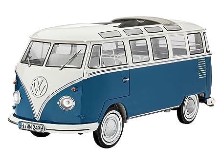 Revell  - 07009 - Maquette de camionnette - VW Samba Bus T1