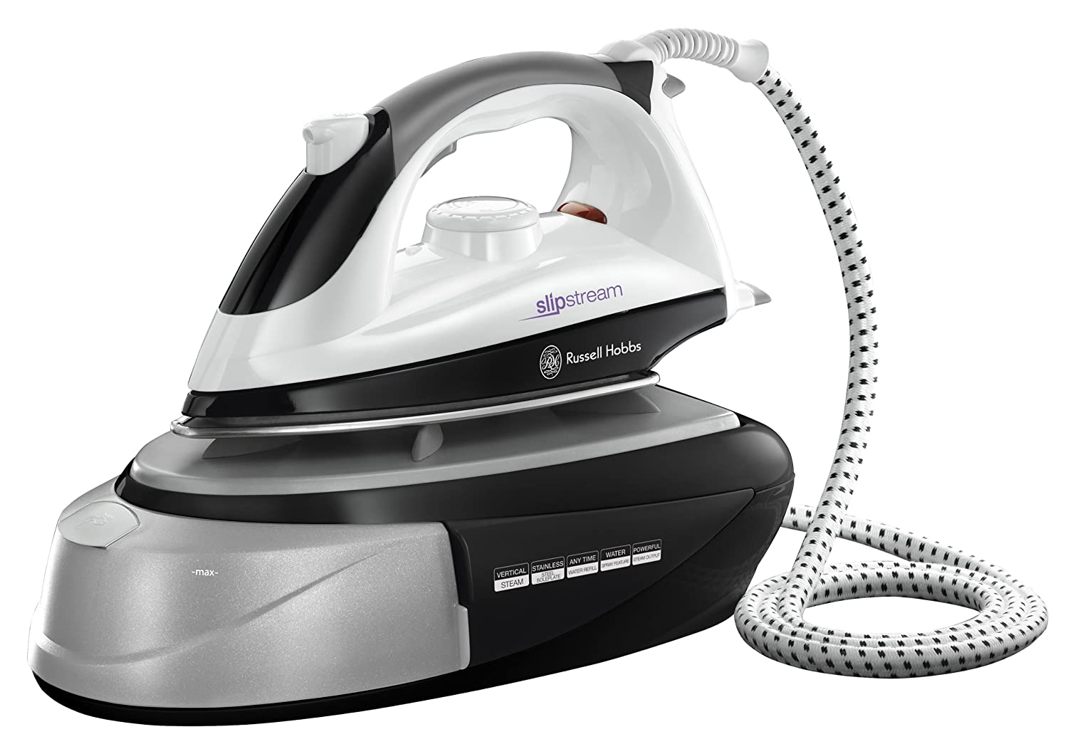 top 10 best russell hobbs steam generator irons 2018 2020. Black Bedroom Furniture Sets. Home Design Ideas