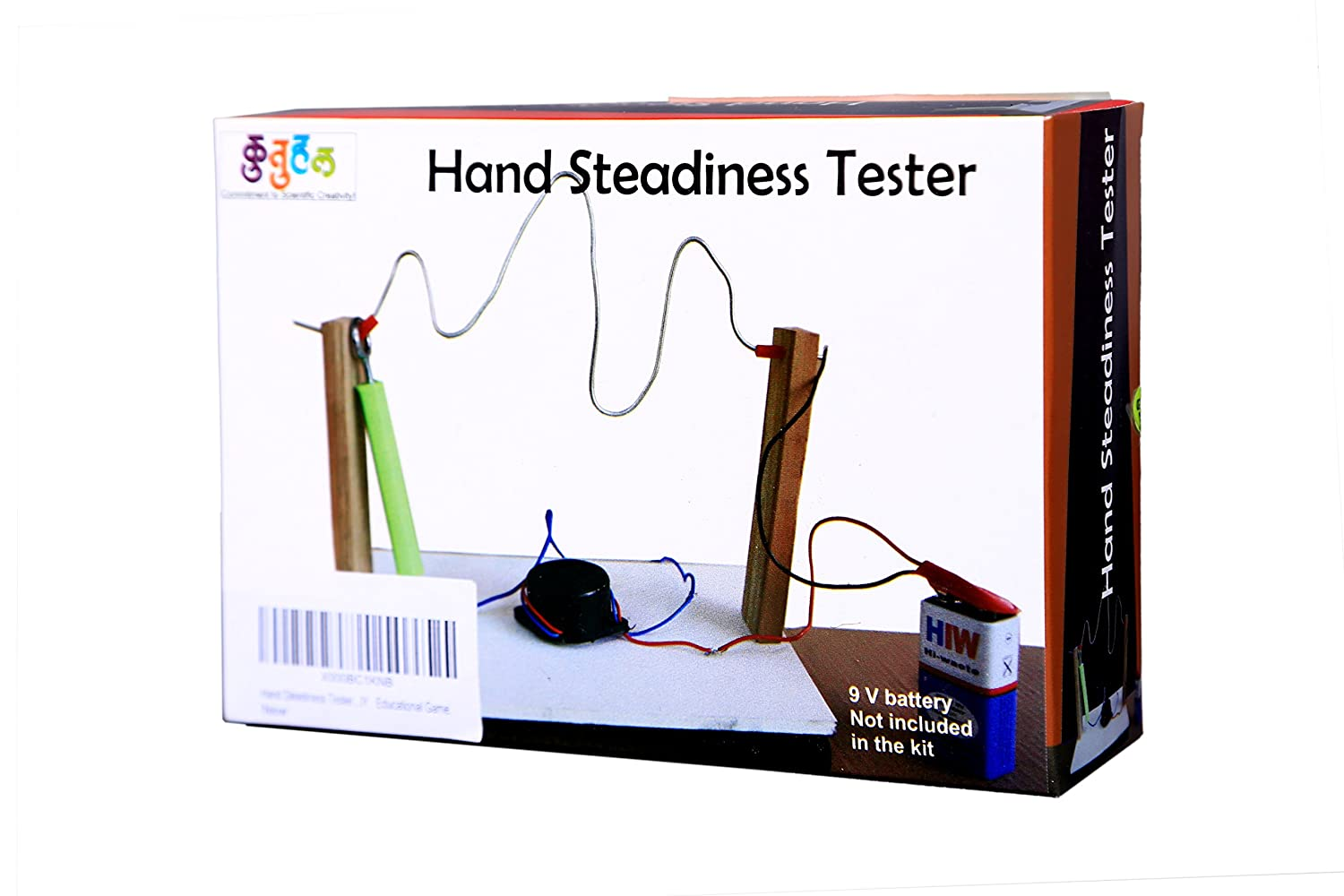 Hand Steadiness Tester Making Kit - Buy Now
