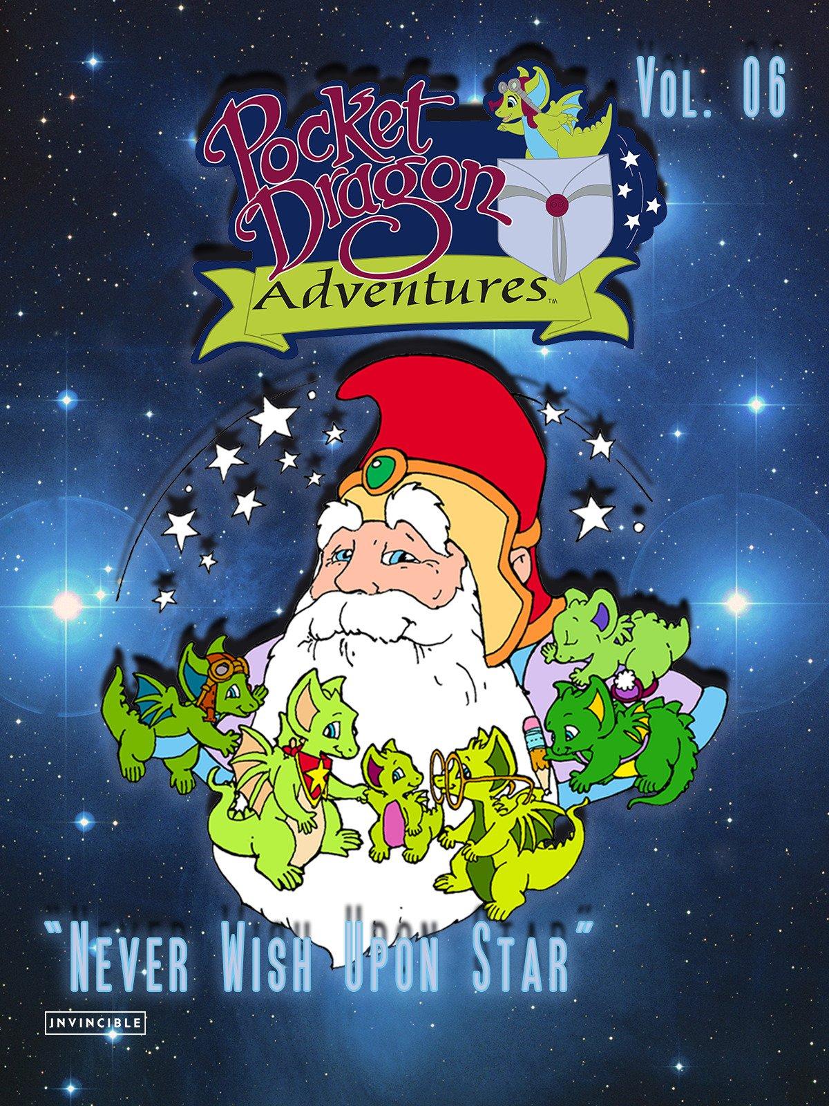 Pocket Dragon Adventures Vol. 06Never wish Upon Star
