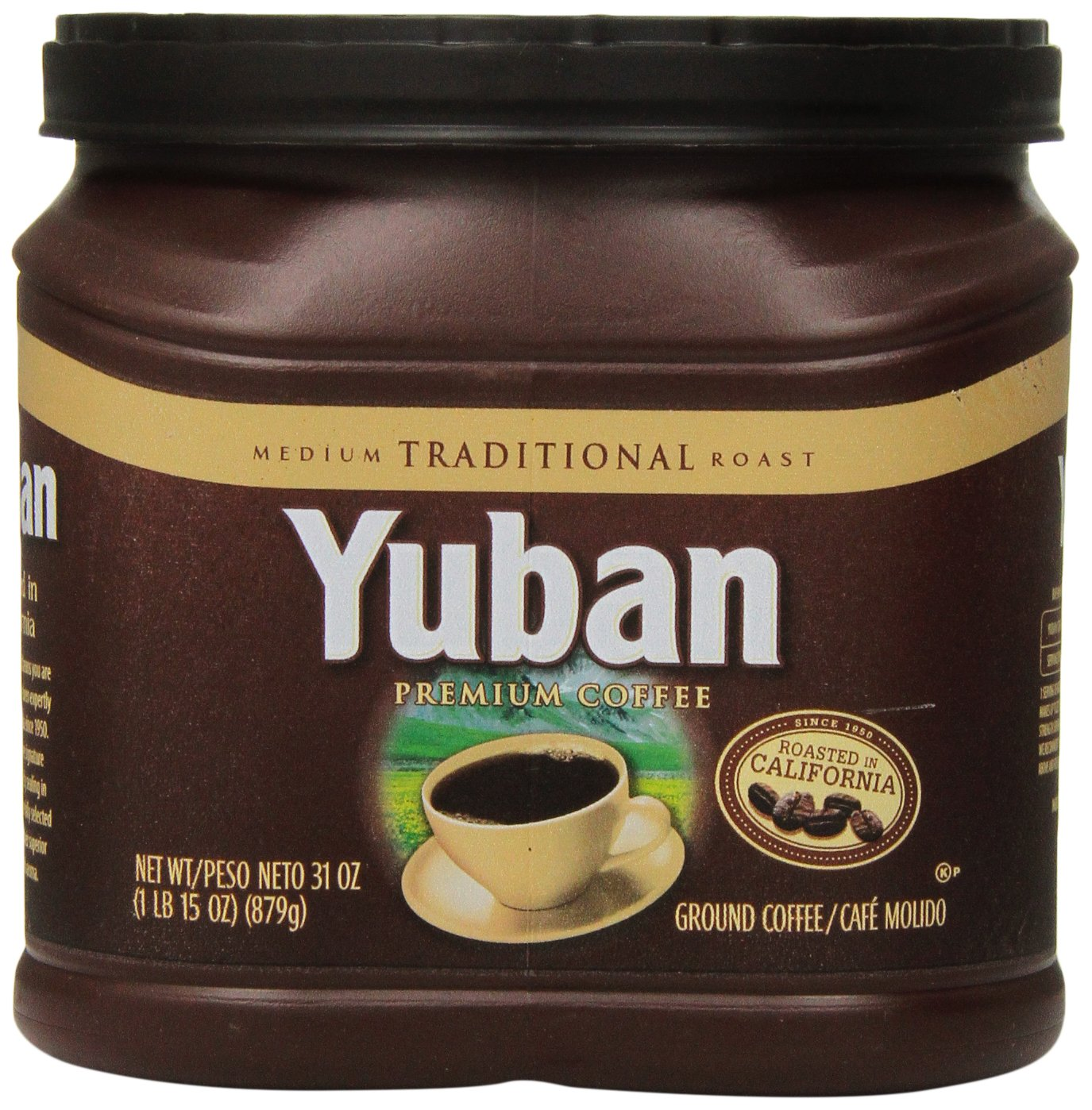 Yuban Traditional Coffee