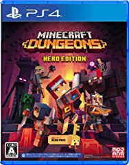 【PS4】Minecraft Dungeons Hero Edition