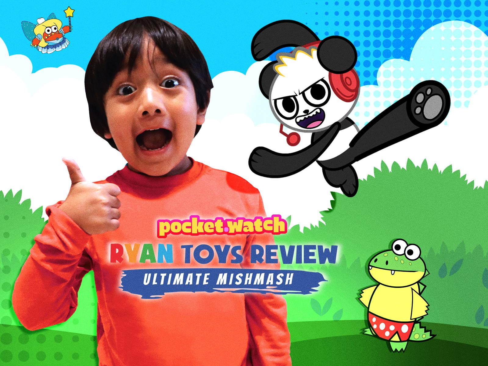 pocket toys review ultimate mishmash on