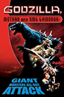 Godzilla, Mothra, And King Ghidorah: Giant Monsters All-Out Attack [HD]