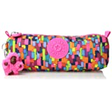 Kipling Freedom Blooming Geo Pouch (Color: Blooming, Tamaño: One Size)