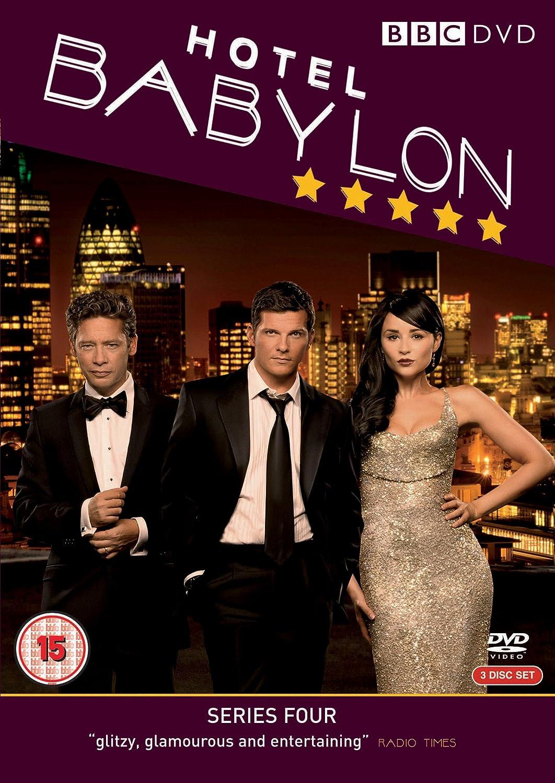 Hotel Series Cast Hotel Babylon Series 4