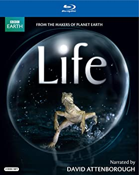 Life Narrated on Blu-ray