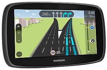 TomTom Start 40 CE GPS Eléments Dédiés à la Navigation Embarquée Europe Fixe, 16:9