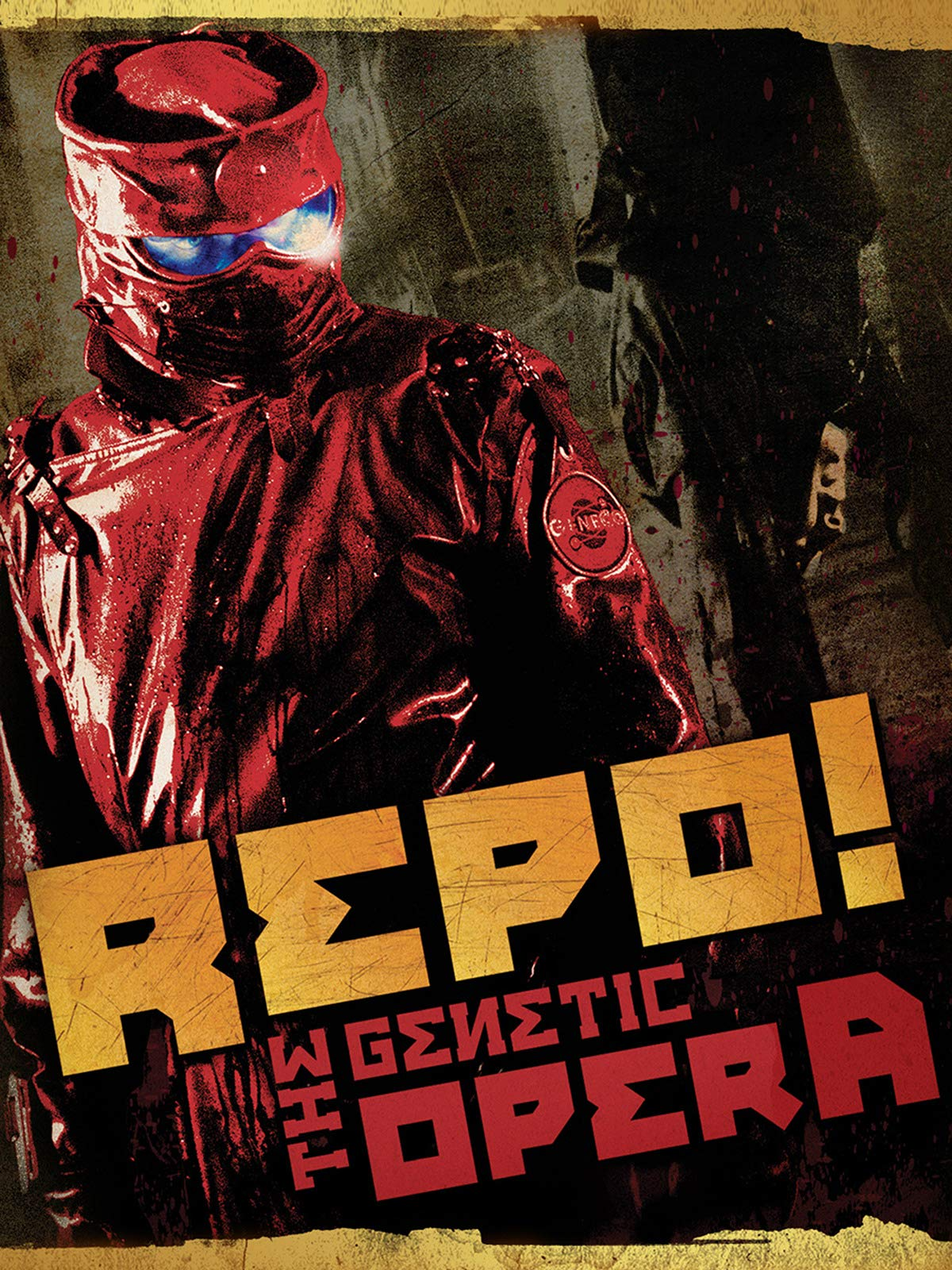Repo! The Genetic Opera on Amazon Prime Video UK