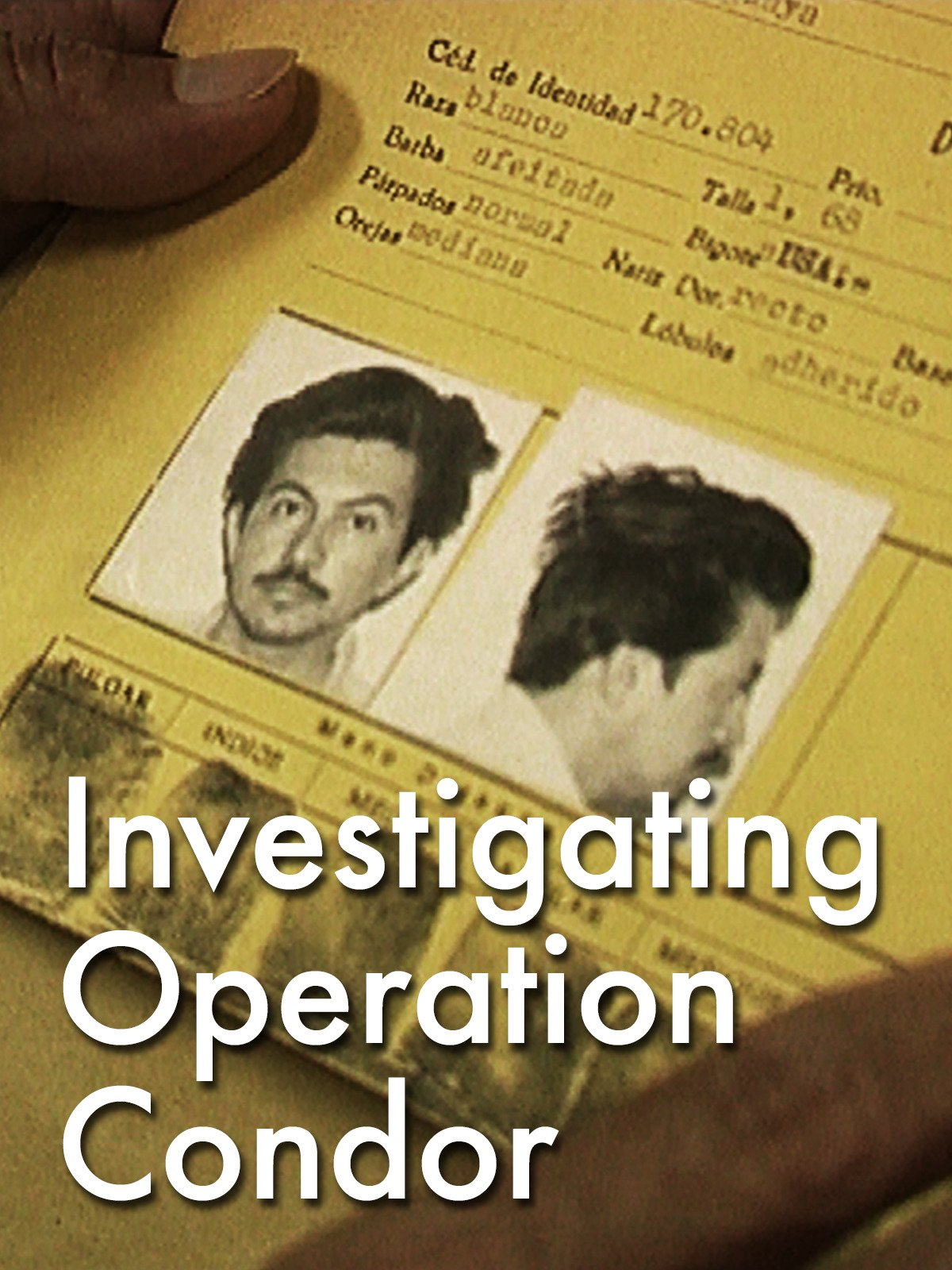 Investigating Operation Condor on Amazon Prime Instant Video UK