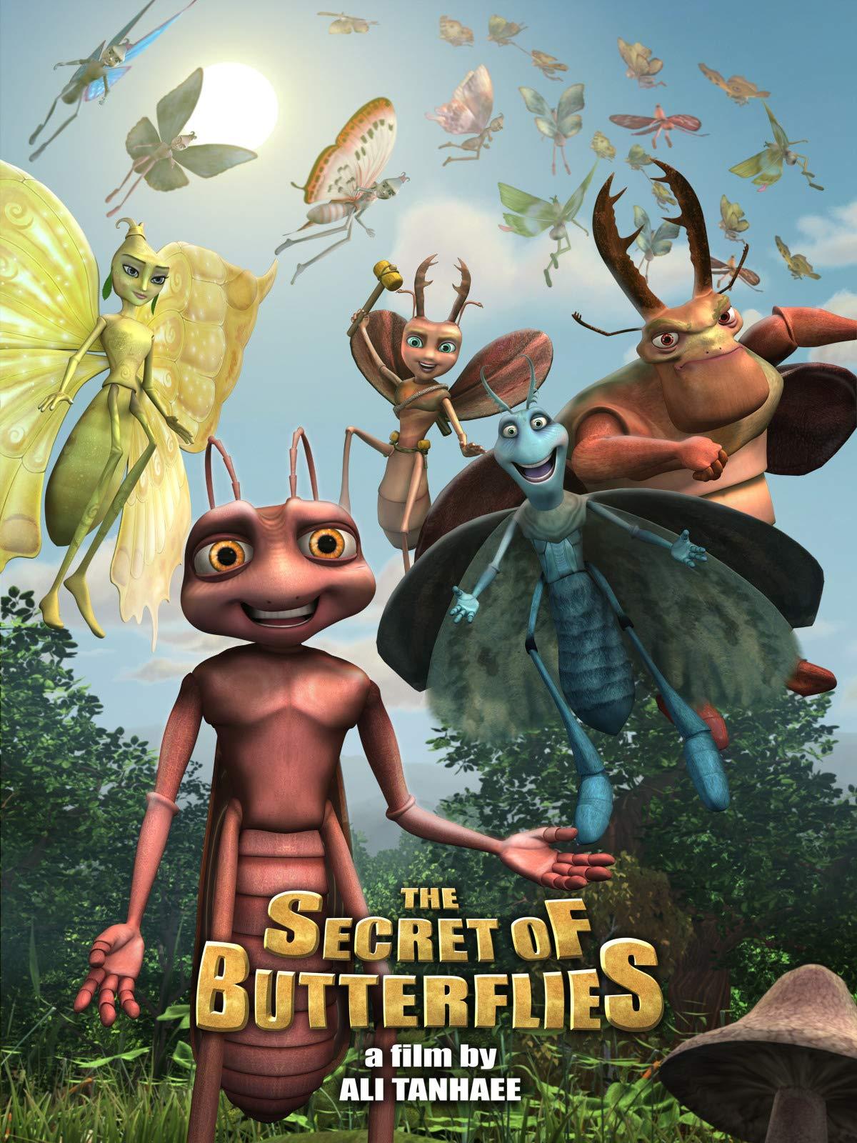The Secret of Butterflies