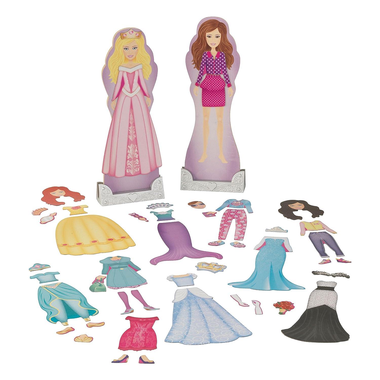 Magnetic Doll Sets