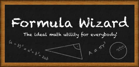 Math Formula Wizard