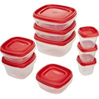 Rubbermaid Easy Find Lids 18-Piece Food Storage Container Set