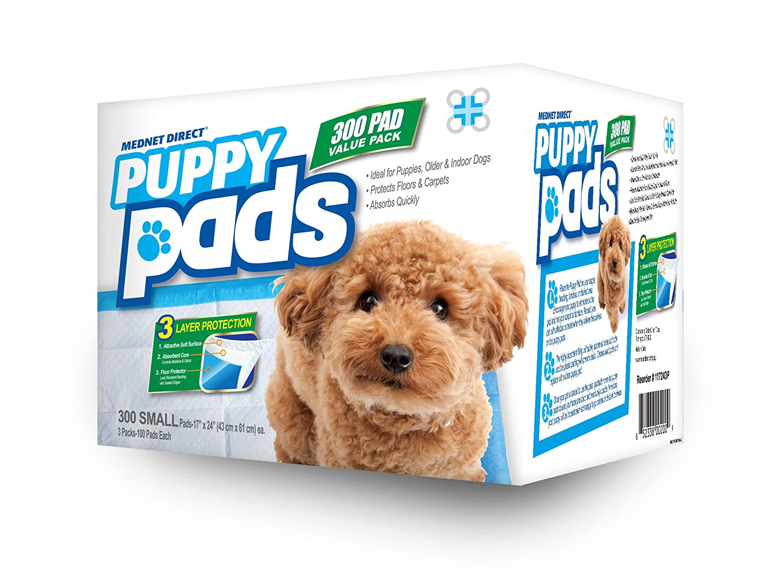 Puppy pads free shipping