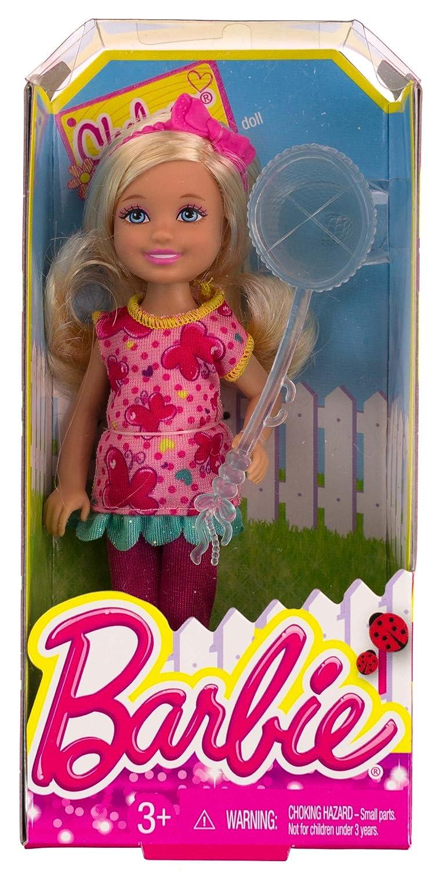 Chelsea w/ Butterfly Net: Barbie Chelsea & Friends Summer Dreamhouse Collection ~5.5″ Doll Figure bestellen