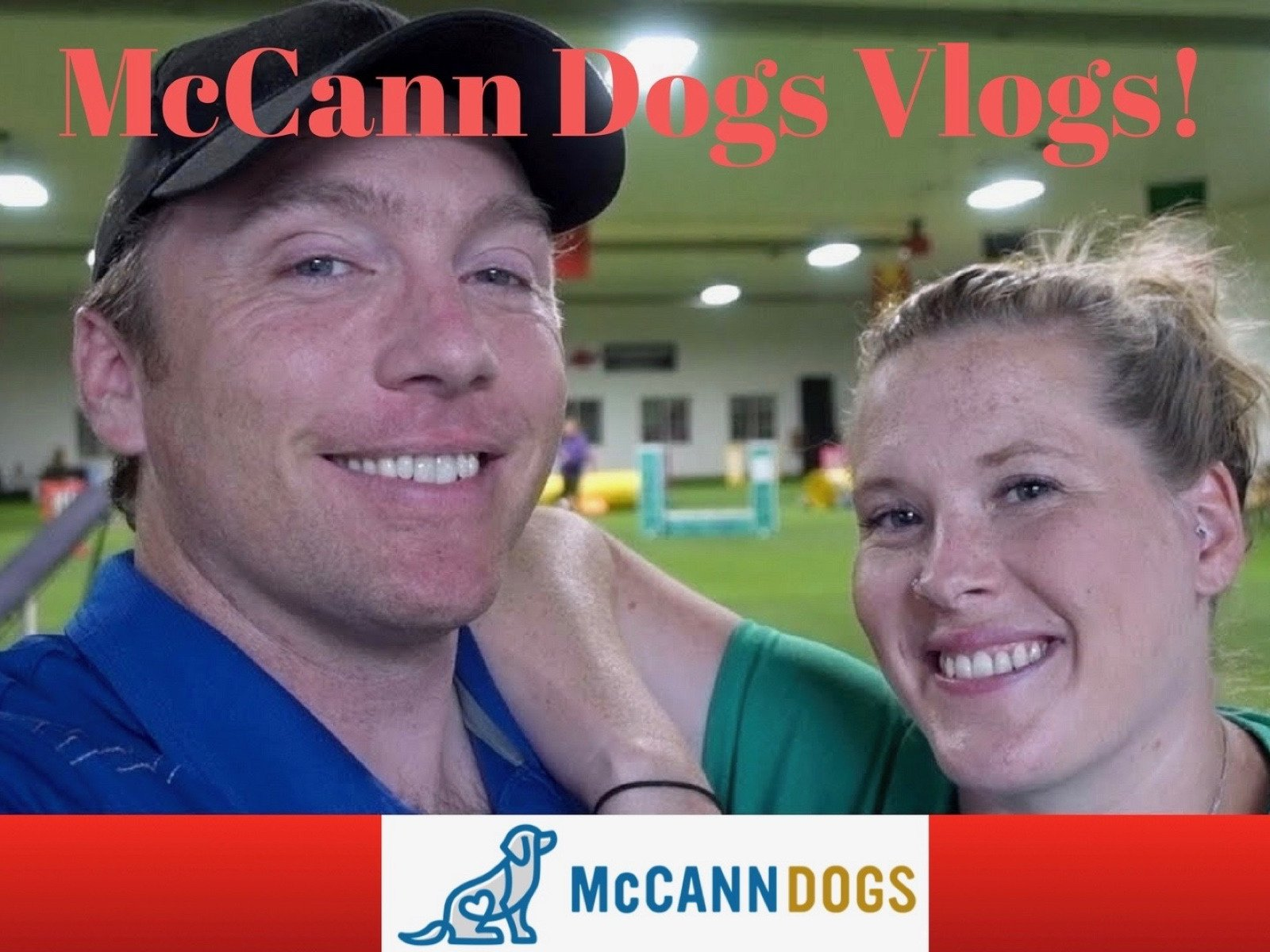 McCann Dogs Vlogs on Amazon Prime Instant Video UK