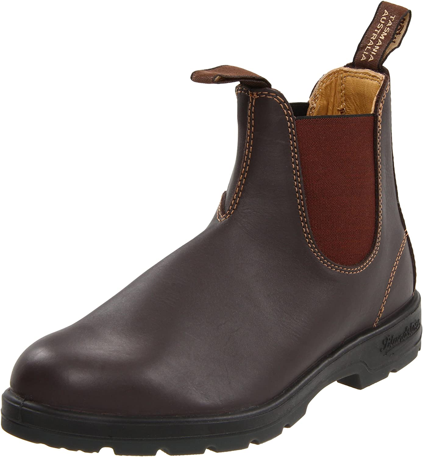 Mens Slip On Work Boots