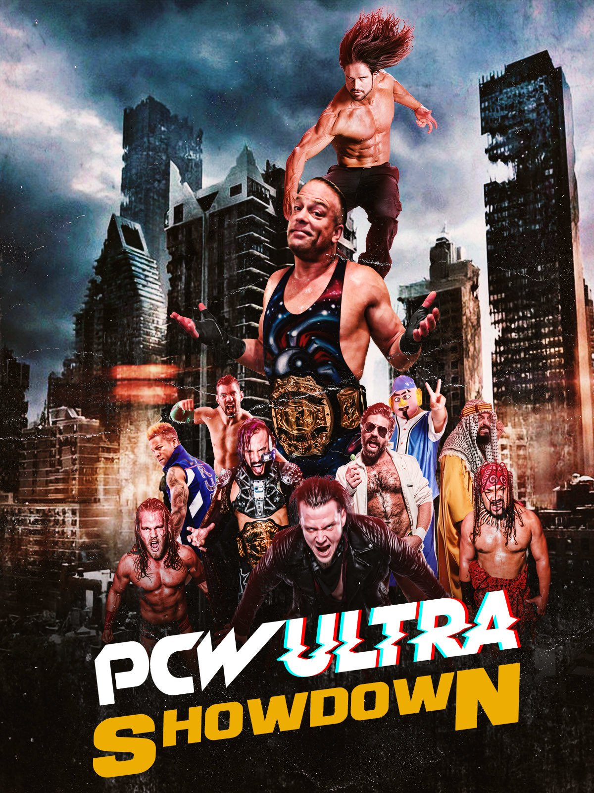 PCW Ultra Showdown