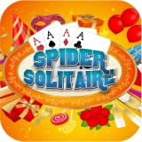 Solitaire Spider Free Card Game My Party