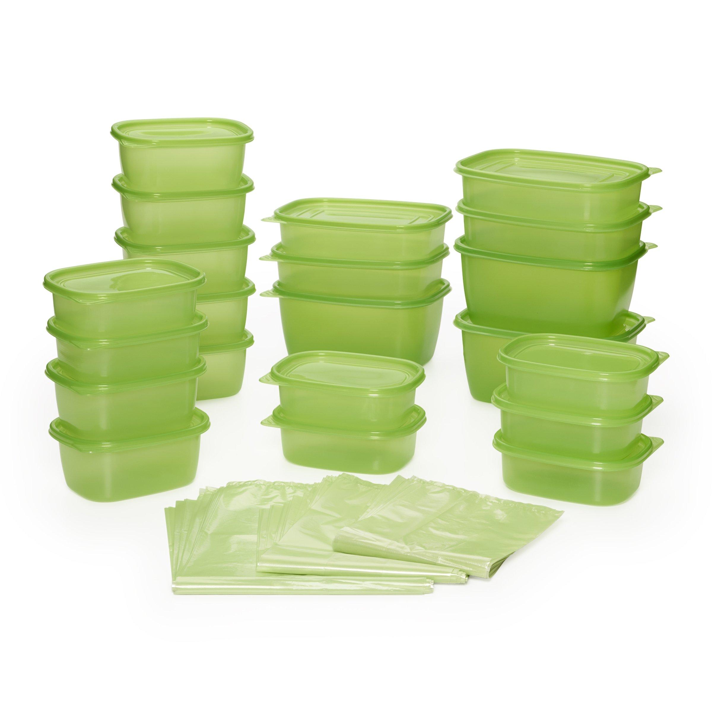 Debbie Meyer 74 Piece Greenbox Greenbag Set Green 74-Piece 2