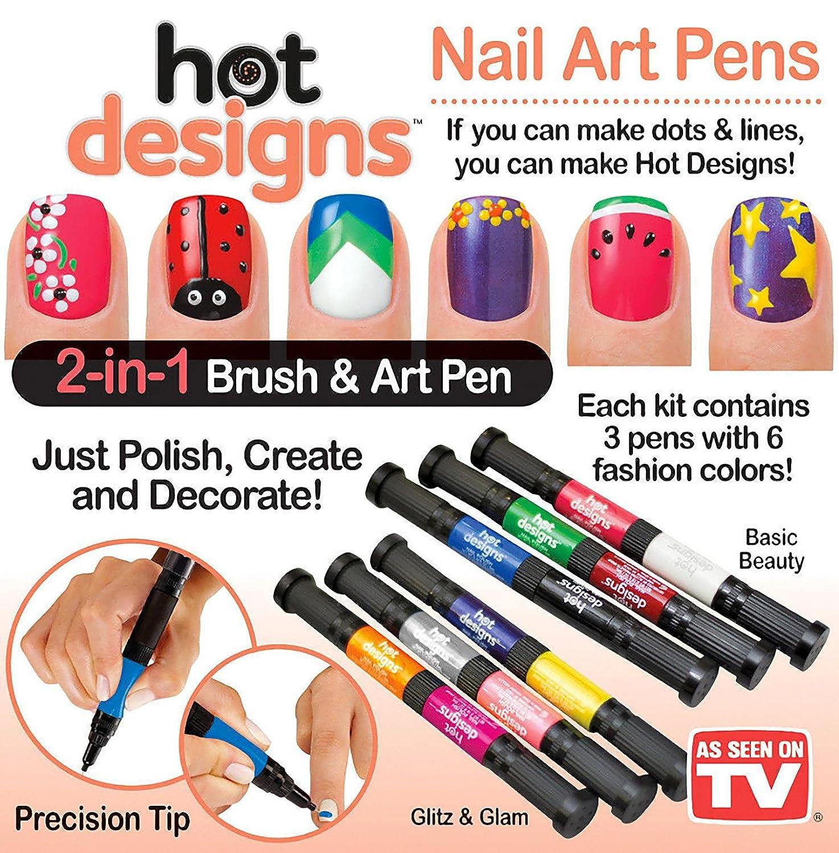 Best nail art pens ledufa impressive best nail art pens for gel nails inside inspiration article prinsesfo Gallery