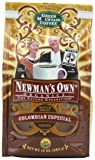 Newmanscof Cof fee Ground-Colombian Especial(100% Organic), 10-Ounce (Pack of 2)