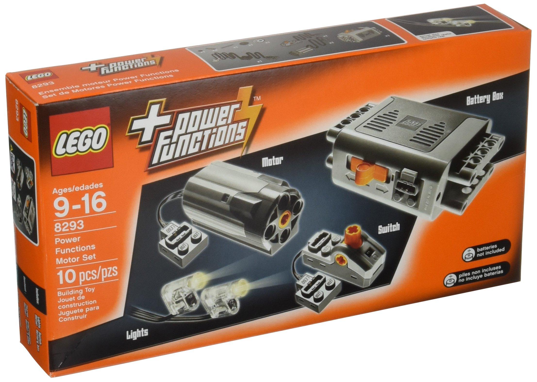 Lego Technic Power Functions Motor