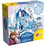 Lisciani Giochi 51274 – Frozen Great Game Castle of Ice