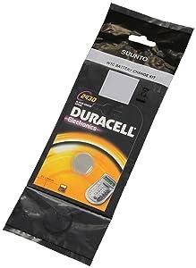 Suunto SS0S4700000 batería no-recargable - Pilas (Litio, Button/coin, 3V) Negro  Deportes y aire libre Más información y revisión del cliente