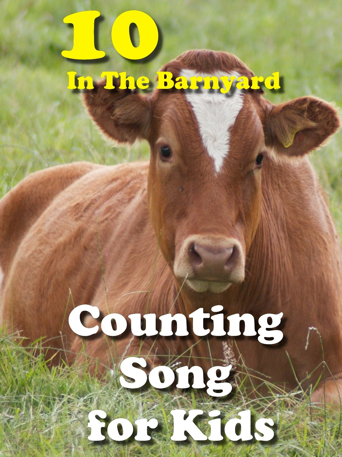 10 In The Barnyard Counting Song For Kids