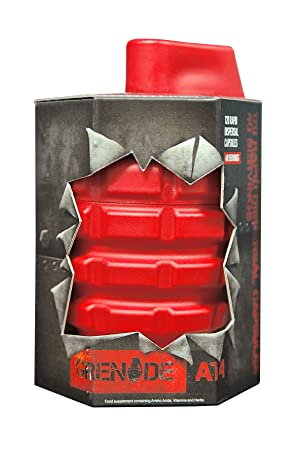 Grenade AT4, 120 Kapseln