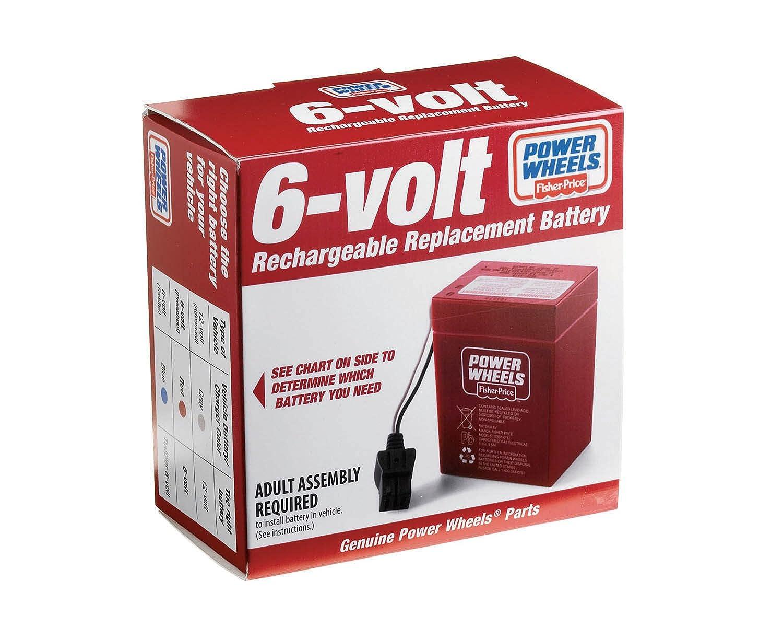 6v car battery