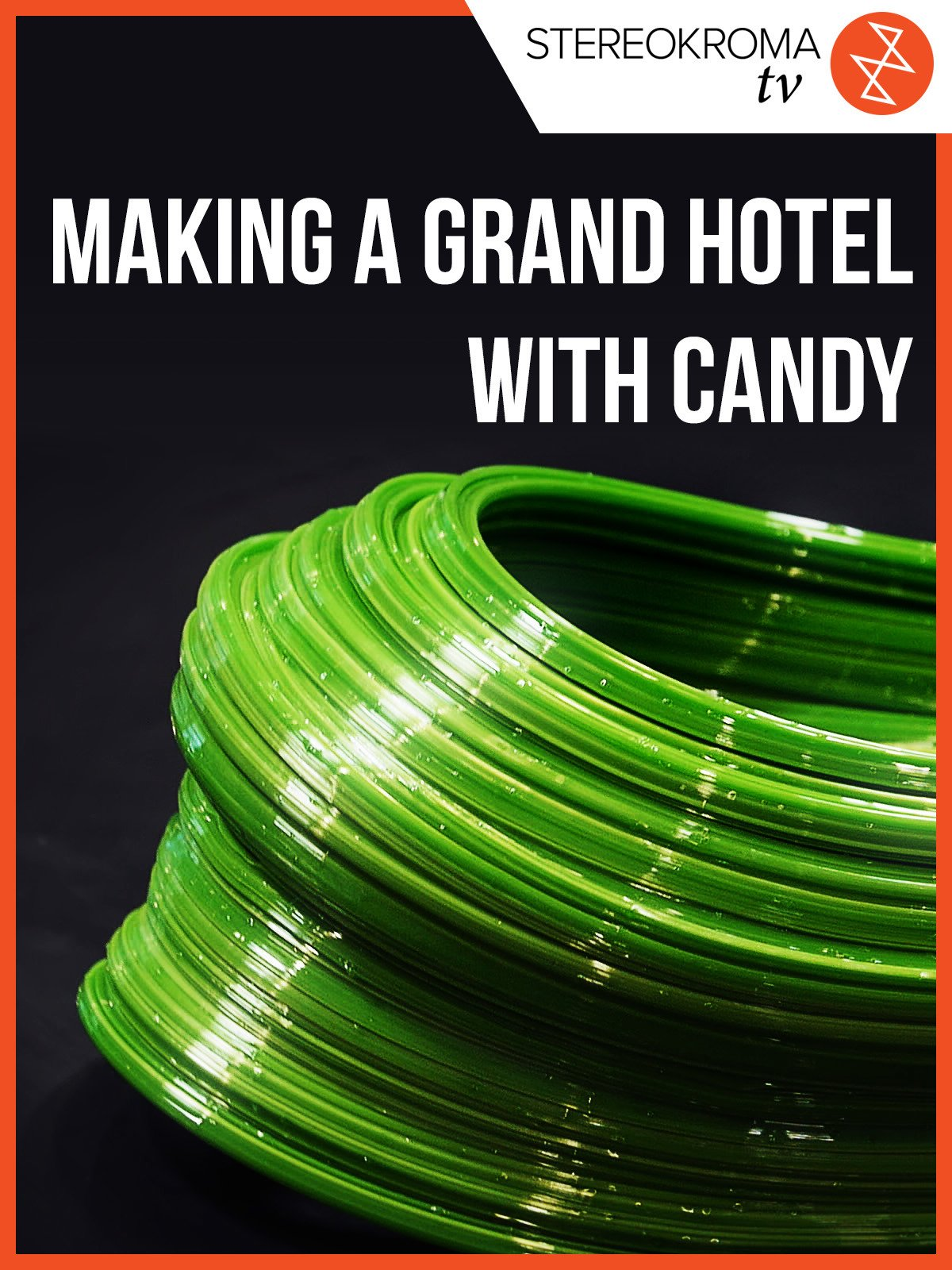 Making a Grand Hotel with Candy