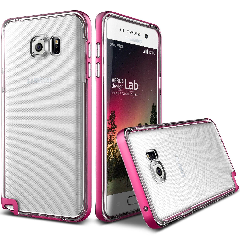 Verus Galaxy Note 5 Hot Pink Case