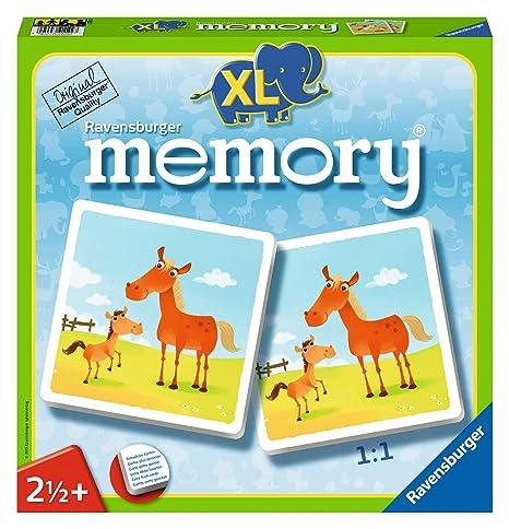 Ravensburger - 21122 7 - Memory - Xl