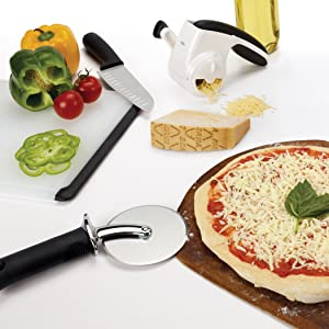 OXO Good Grips 4-inch Pizza Wheel and Cutter Via Amazon